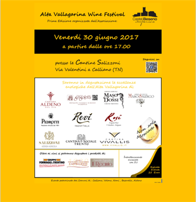 Alta Vallagarina Wine Festival