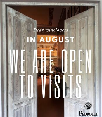 BOOK YOUR VISIT IN AUGUST!